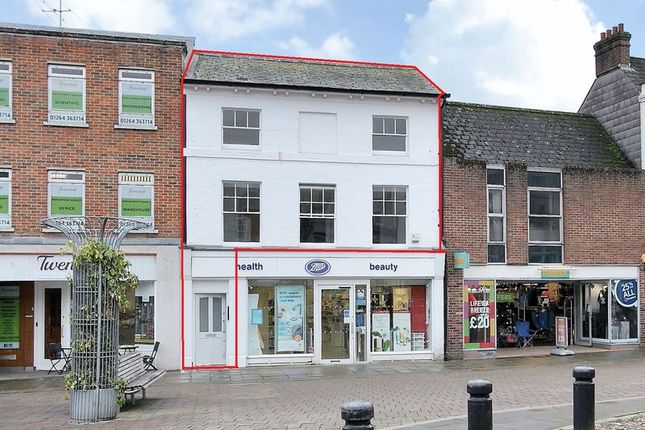 Thumbnail Flat for sale in High Street, Andover