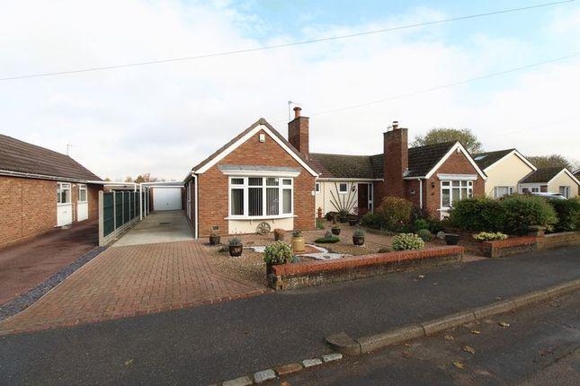 Thumbnail Semi-detached bungalow for sale in Park Road, Moggerhanger