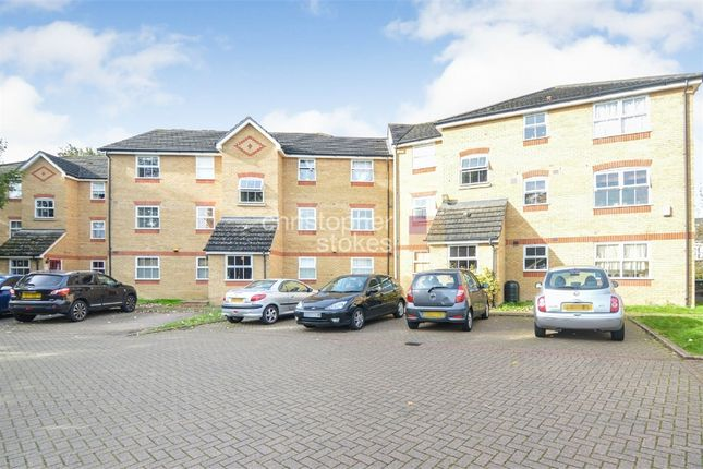 Thumbnail Flat for sale in Harston Drive, Enfield, Middlesex