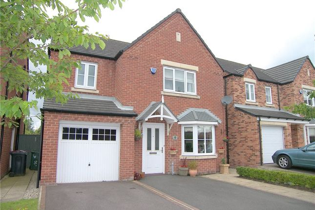 Thumbnail Detached house for sale in Spring Gardens, Wessington, Alfreton