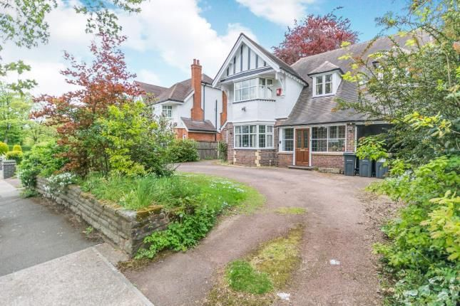 Thumbnail Detached house for sale in Moor Green Lane, Birmingham, West Midlands