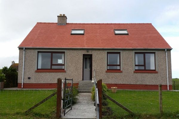 Thumbnail Detached bungalow for sale in Baleshare, Isle Of North Uist