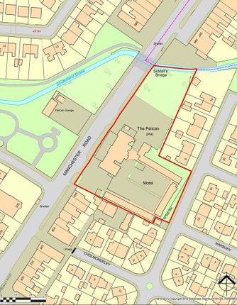 Thumbnail Land for sale in Manchester Road, West Timperley, Altrincham