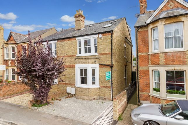 Thumbnail Semi-detached house to rent in Oakthorpe Road, Oxford