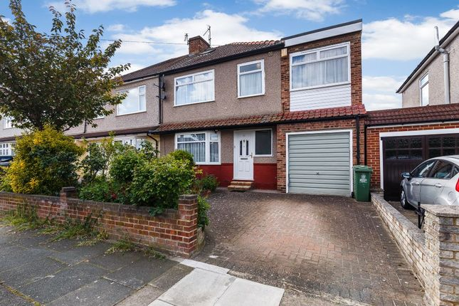 Thumbnail Semi-detached house for sale in Lancelot Road, Welling, Kent