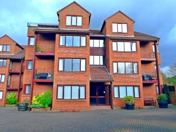 Thumbnail Flat for sale in Parkview Court, Mount Avenue, Wirral, Merseyside