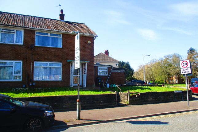 Thumbnail Semi-detached house to rent in Heol Y Felin, Ely, Cardiff