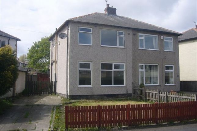 Thumbnail Property to rent in Larch Drive, Odsal, Bradford