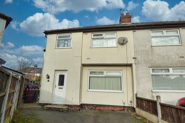 Thumbnail Semi-detached house for sale in Windsor Road, Prescot