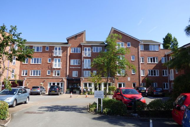 Thumbnail Flat for sale in Peter Street, Hazel Grove, Stockport