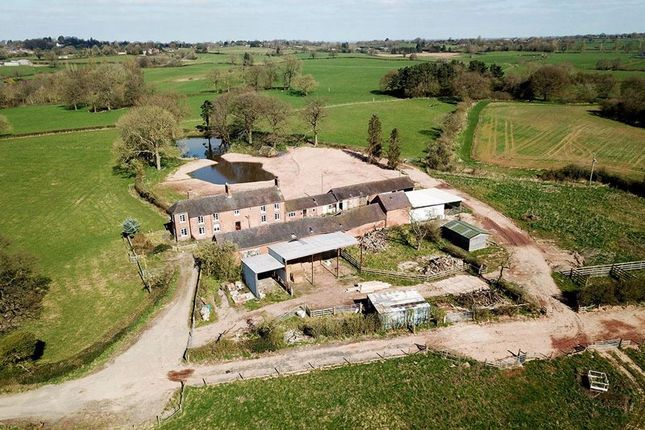 Thumbnail Property for sale in Pipe Gate, Market Drayton