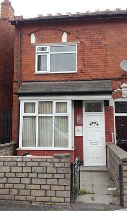 Thumbnail Property to rent in Nineveh Road, Handsworth, Birmingham