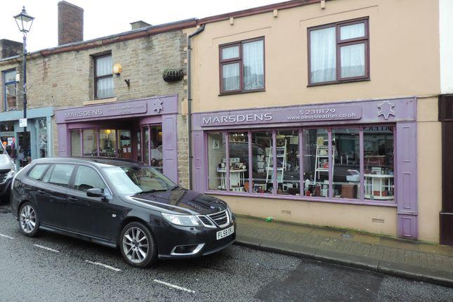Thumbnail Retail premises for sale in Warner Street, Accrington
