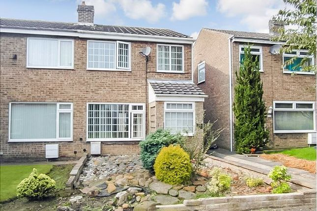 Thumbnail Semi-detached house to rent in Climbing Tree Walk, Pegswood, Morpeth