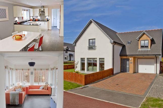 Thumbnail Detached house for sale in Urquhart Grove, Elgin