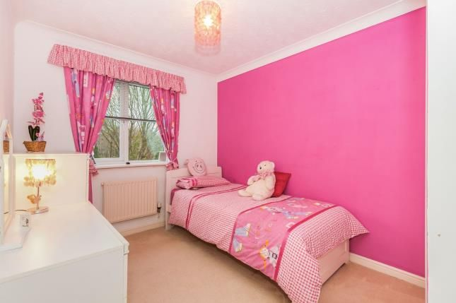 Bedroom Four of Coleridge Close, Cottam, Preston, Lancashire PR4