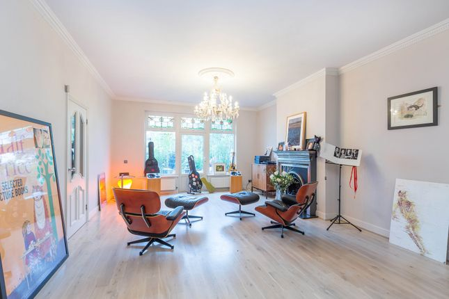 Thumbnail Semi-detached house for sale in Vallance Road, Muswell Hill