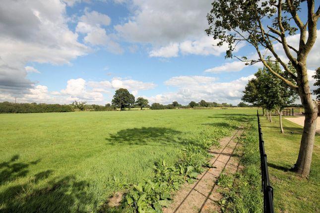 External of Drakelow Gorse Farm, Yatehouse Lane, Byley CW10