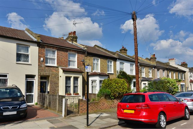 Thumbnail Terraced house for sale in Thorold Road, Bowes Park