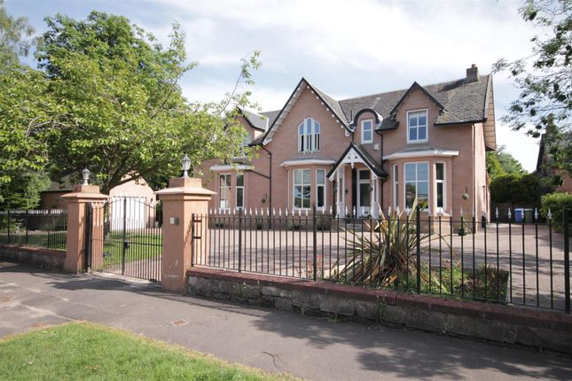 Thumbnail 6 bedroom detached house for sale in Silverwells Crescent, Bothwell, Glasgow