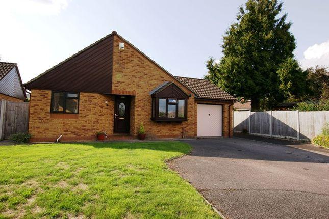 Thumbnail Bungalow for sale in Southlands Close, Corfe Mullen, Wimborne
