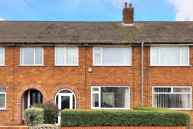 3 bed terraced house for sale in Ings Road, Hull, East Yorkshire HU8
