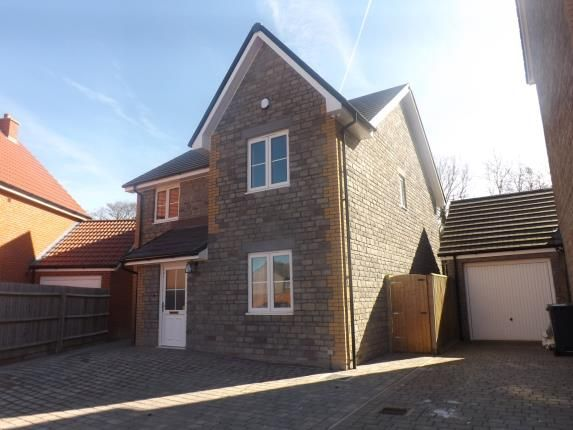 Thumbnail Detached house for sale in Blue Cedar Close, Yate, Bristol, South Gloucestershire