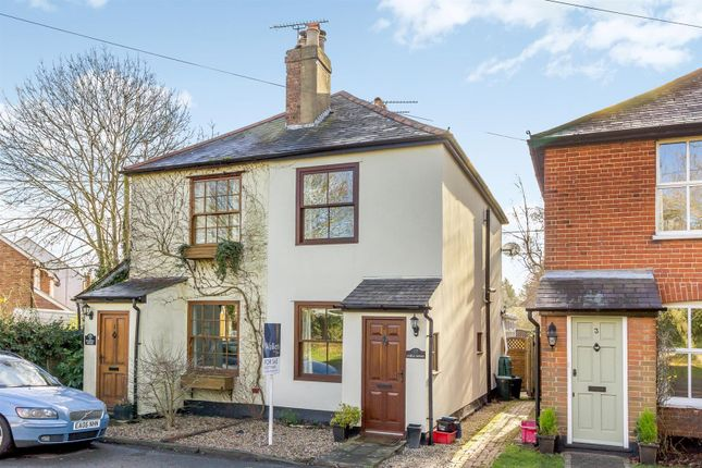 Thumbnail Semi-detached house for sale in Blackmore Road, Blackmore, Ingatestone