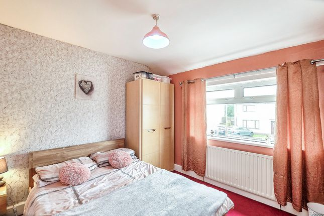Bedroom Two of Smithfield Road, Egremont, Cumbria CA22