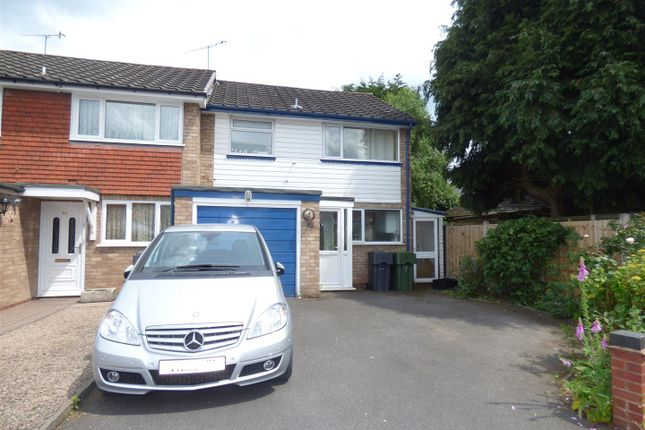 Thumbnail Property to rent in Shrubbery Road, Bromsgrove