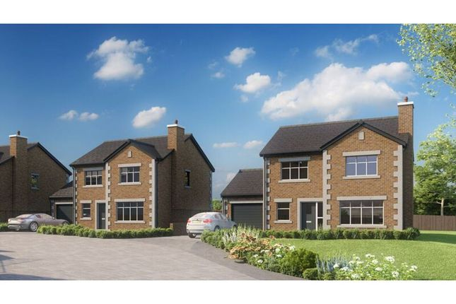 Thumbnail Detached house for sale in Plot 1 Aiken Meadow Scotforth Road, Lancaster