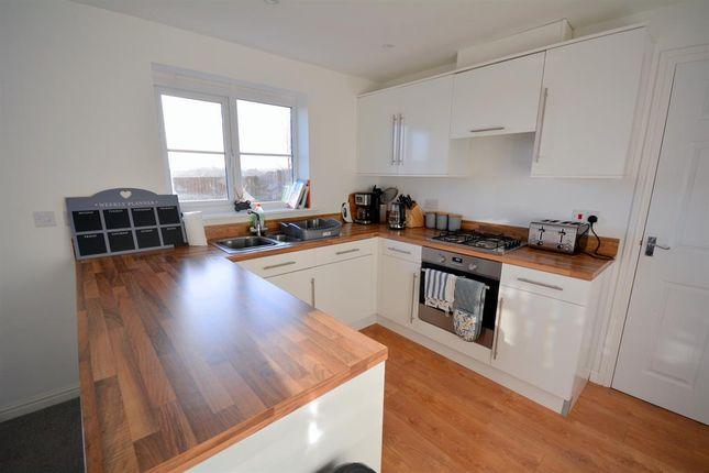 Kitchen of Adams Court, Shildon DL4