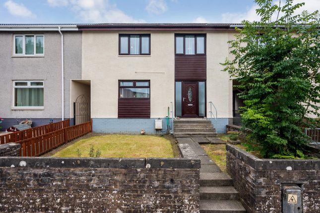 Thumbnail Terraced house for sale in 53 Eastercraig Gardens, Saline