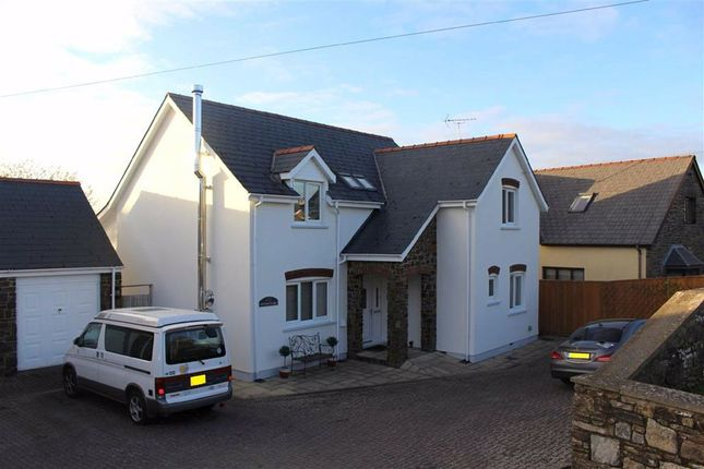 Thumbnail Detached house for sale in Honeyborough Road, Neyland, Milford Haven