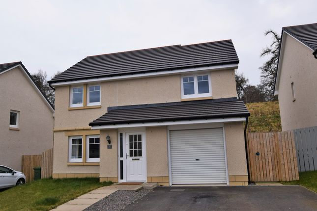 Thumbnail Detached house for sale in Orchid Avenue, Inverness