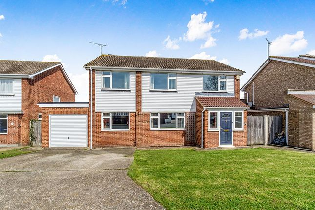 Thumbnail Detached house for sale in Highsted Road, Sittingbourne