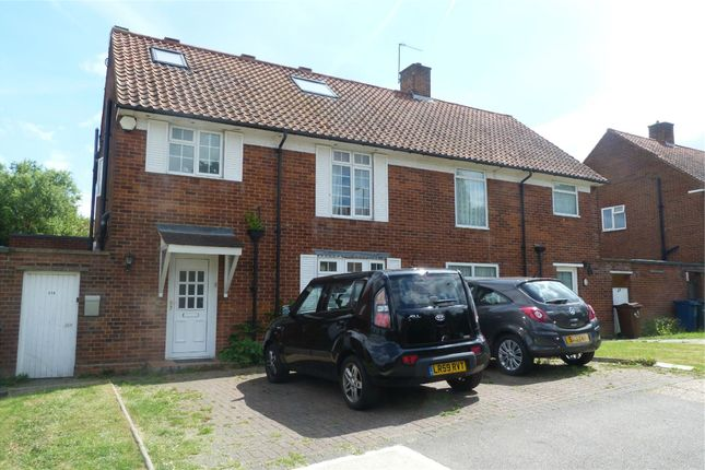 Thumbnail Flat to rent in Morecambe Gardens, Stanmore, Middlesex