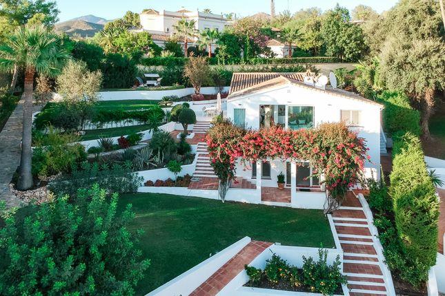 Thumbnail Villa for sale in El Rosario, Marbella, Malaga, Spain