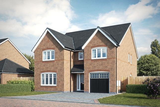 Thumbnail Detached house for sale in Cheerbrook Road, Willaston, Nantwich