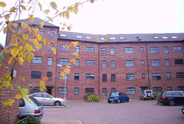 Thumbnail 1 bed flat to rent in Westpoint, Brook Street, Derby.
