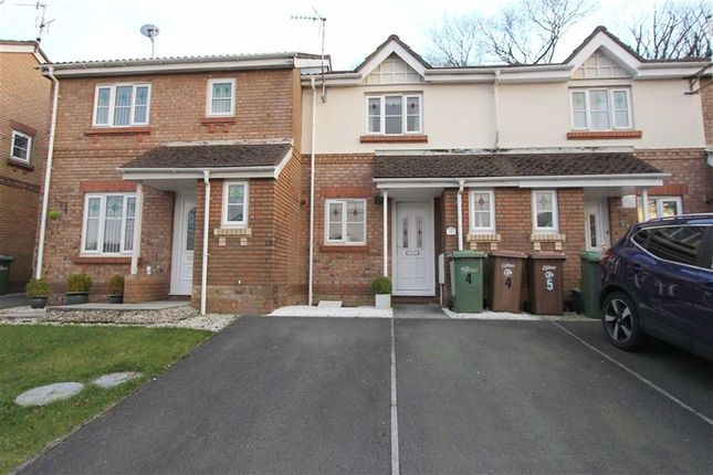 Thumbnail Terraced house for sale in Rowland Drive, Castle View, Caerphilly