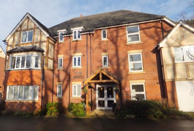 Thumbnail Flat for sale in The Spires, 10 Church Road, Boldmere, Sutton Coldfield
