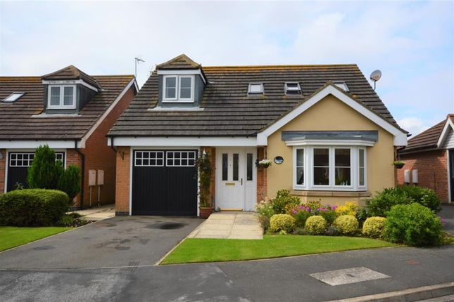 Thumbnail Detached bungalow for sale in Pasture Crescent, Filey
