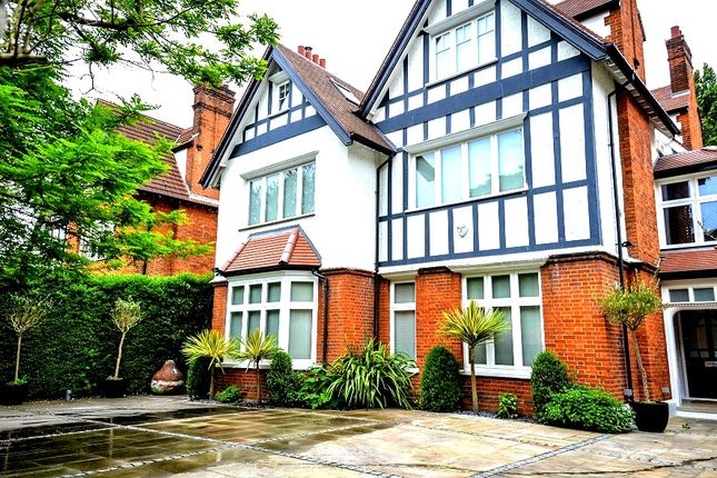 Thumbnail Detached house to rent in Bristol Gardens, Putney Heath