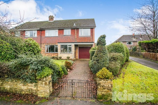 Thumbnail Semi-detached house for sale in Sussex View, Ramslye Road, Tunbridge Wells