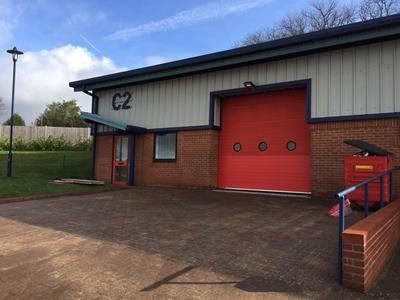 Thumbnail Light Industrial To Let In Unit Knowle Village Business Park Mayles Lane