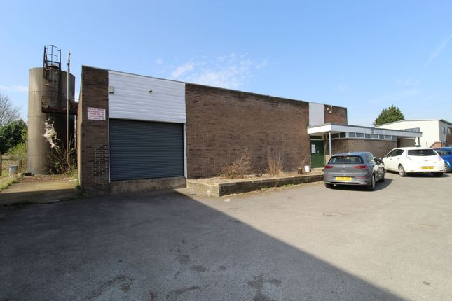 Thumbnail Industrial for sale in Barnsley Road, Barnsley