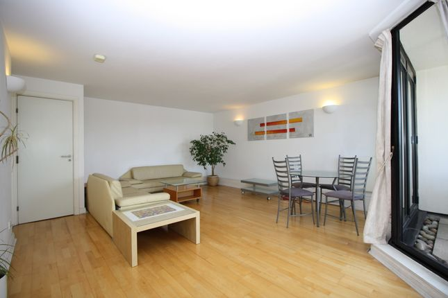 Living Area of Chart House, Burrells Wharf, Isle Of Dogs E14