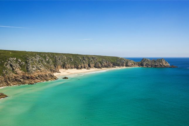Thumbnail Flat for sale in Cyan, Porthcurno, West Cornwall