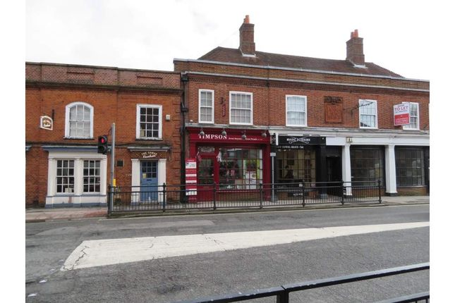 Thumbnail Retail premises to let in South Street 2, Farnham, Surrey